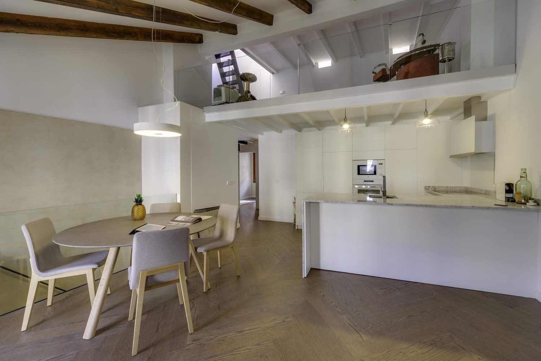 Penthouse near Paseo del Borne, Palma de Mallorca